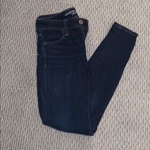 AEO Super Super Stretch Jeggings